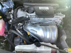 Engine 12 13 14 Toyota Camry 2.5l 4 Cyl 3750719