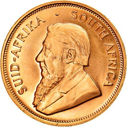 [895721] Coin South Africa Krugerrand 1978 Ms Gold Km73