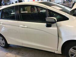 Passenger Front Door 15-16 Fit Gas Model Auto Up And Down Power Window White