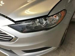 Driver Left Headlight Halogen With Led Accent Fits 17-18 Fusion 2610485