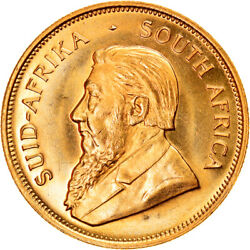 [895720] Coin South Africa Krugerrand 1978 Ms Gold Km73