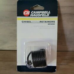 Campbell Hausfeld Air Hammer Chisel Spring Retainer For Air Powered Ch Models