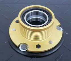 Gold Edition 77mm Supercharger Pulley Amg Mercedes M113k E55cls55s55cl55 G55