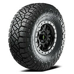 4 New Lt325/50r22/12 Nitto Ridge Grappler 12 Ply Tire 3255022