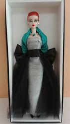 Barbie Love And Emeralds Silkstone Mfds Madrid Convention 2019 Thank You Doll