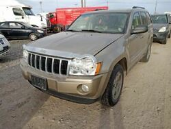 Chassis Ecm Stability Control Id 56029327aa Fits 06 Grand Cherokee 7797194