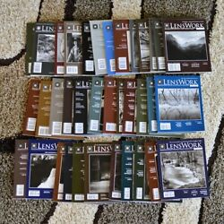 Lenswork Photography Magazine Collector Set, 91 Issues 25-115, Mid 2005 - 2014