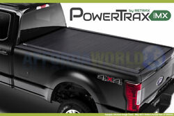 Powertraxpro Mx Power Retractable Tonneau Cover For 2016-21 Titan Xd 6.6ft Bed