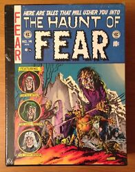 New Ec Library Complete Haunt Of Fear Russ Cochran Hof Hc Tales From Crypt