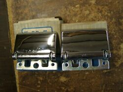 Nos Oem Ford 1968 1969 Galaxie Torino Bronco T-bird Inside Door Handles 1970 +++