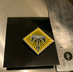 Retired 2016 Destiny 1 Series 4 Pin Rise Of Iron Single Discontinued Battle Axe