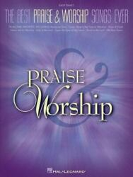 The Best Praise And Worship Songs Ever 2006 Trade Paperback