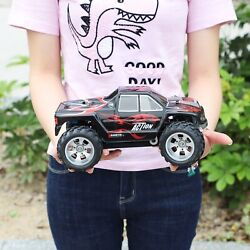 Wltoys A979 2.4g 1/18 4wd 50km/h Electric Rc Car Rtr Monsters Trucks