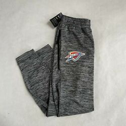 Nwt Nike Nba Authentic Player Team Issue Dri-fit Okc Thunder Sweatpants Small S