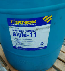 Fernox Alphi-11 Antifreeze With Protector For Central Heating Systems, 55 Gallon