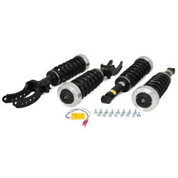 Air Spring To Coil Spring Conversion Kit-new Front Rear Fits 03-06 Cayenne