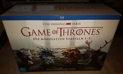 Game Of Thrones 1-7 Ultimate Collectors Edition Muckle Drogon Figur