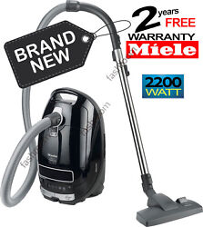 2200w Miele S8310 Power Plus Vacuum Cleaner - New Sealed Box - Full Warranty