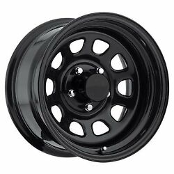 Pro Comp 51 Series Rock Crawler, 16x8 Wheel With 6 On 5.5 Bolt Pattern - Gloss