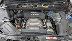 2003 Audi A4 Quattro Engine 3.0l V6 Avk Motor With 92,808 Miles