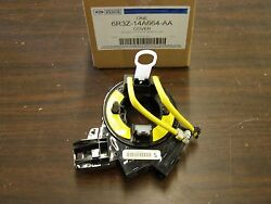 Nos Oem Ford 2005 - 2009 Mustang Clock Spring 2006 2007 2008 Switch