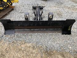 John Deere 855 955 670 770 Tractor 66 Inch Plow With Extensions To 82 Inch.