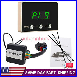 9 Drive Electronic Throttle Controller For Ford F-150 F-250 Mustang Explorera