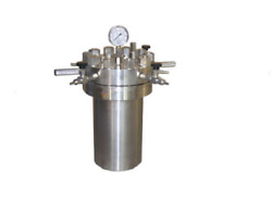 304 316 Stainless Steel High Pressure Hydrothermal Autoclave Reactor Cf 500ml 1l