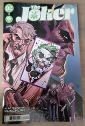 The Joker 2 1st Appearance Vengeance - Daughter Of Bane. Bagged And Boarded. Nm.
