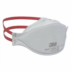 3m N95 1870+ Respirator Surgical Face Mask 3m Flat Fold Adult New Exp. 03/04/26