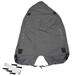 Tracker Boat Cover 163198   Pro Guide V-175 Charcoal 2011 - 2015