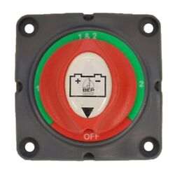 Bh Electronics Boat Battery Selector Switch 735-701sbnb | Bep 1-2-both