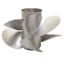 Mercury Zeus Z15 8m8021620 / 8m8021610 Brushed Stainless Boat Propellers