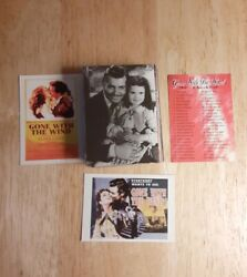 Gone With The Wind 1996 Complete Trading Card Set Clark Gable Vivien Leigh