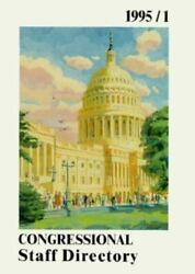 State Staff Directory, 1996 By Csd