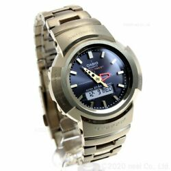 Casio G-shock Awm-500gd-9ajf Men\and039s Watch Gold Japan Import