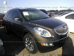 No Shipping Rear Bumper With Rear Park Assist Opt Ud7 Fits 08-12 Enclave 43483