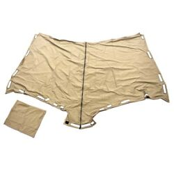 Sun Tracker Boat Privacy Curtain 44754-00   Party Barge 22 / 24 Wheat