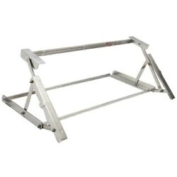 Pursuit Boat Folding Seat Frame 5323740   Aft 40 Inch Stainless Steel