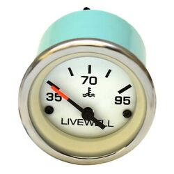 Mercury Boat Livewell Temperature Gauge 79-895299a41 | Lund 2 Inch