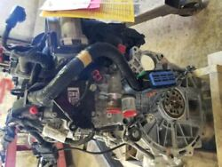 Engine 2.4l Engine Id Ede Pzev Automatic 9 Speed 4wd Fits 18 Compass 1927568