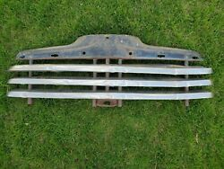 1946 1947 1948 Ford Deluxe Car Grille Original Henry Steel Grill With Trim