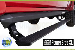 Amp Powerstep Xl Retractable Running Boards Power Steps For 2015-20 F-150