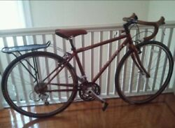 Trek 520 Touring Bike Purchased New In 2012 And Only Ridden 3 Times