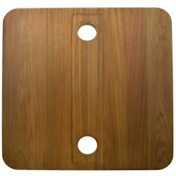 Marquis Boat Table Top 7226075 | 31 1/2 X 31 1/2 X 2 Inch Teak