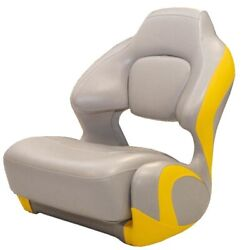 Chaparral Boat Bucket Seat 31.00228   H2o Veada Cafe Yellow