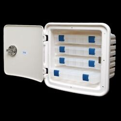 Tracker Boat Tackle Station 135678   Ssi 12 X 11 Inch Off White