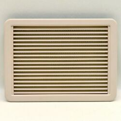 Dometic Boat Vent Cover Grille Pg1410rf | Ac W/ Filter 14 X 10 Inch