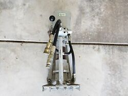 Greenlee - Open Center Hydraulic Sign Post Puller H4905a 81235 Nice Shape