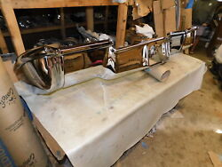 1969 Cadillac Re-chromed Front Bumper
